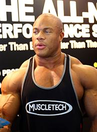Фил Хит<br>(Phil Heath)
